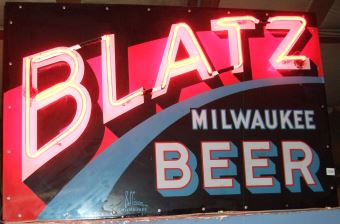 Blatz Milwaukee Beer